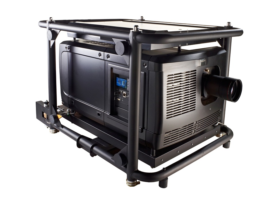 AIMS Productions Validates Their Barco Projection Rental Inventory with HDQ-2K40